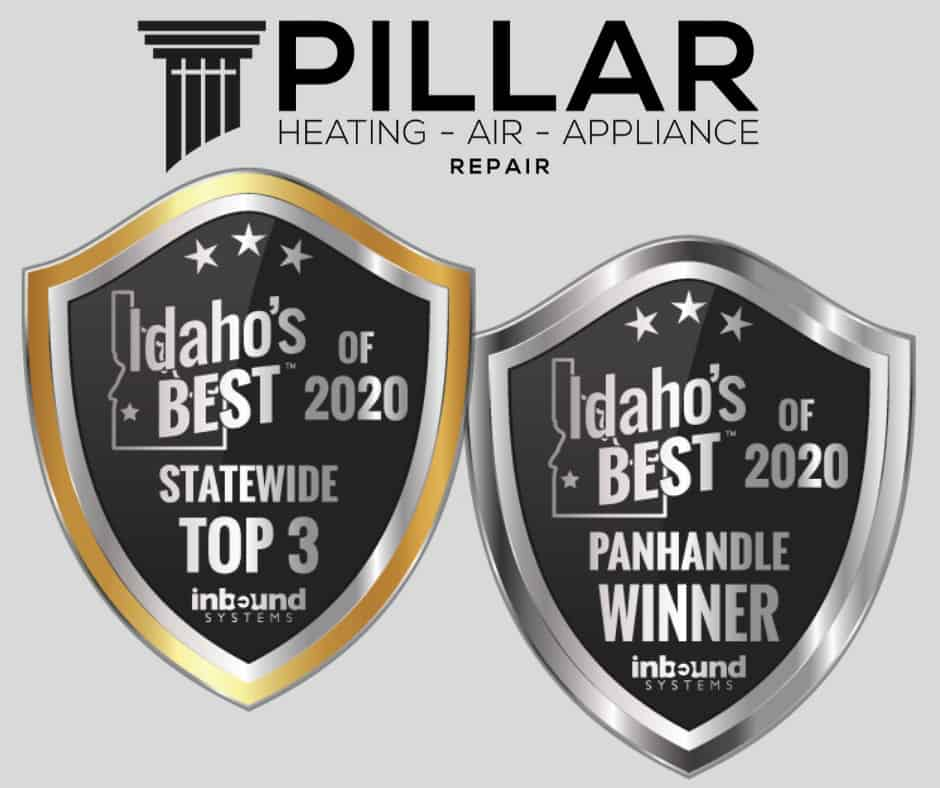 Idaho's Best Statewide Winner Best Appliance Repair CDA